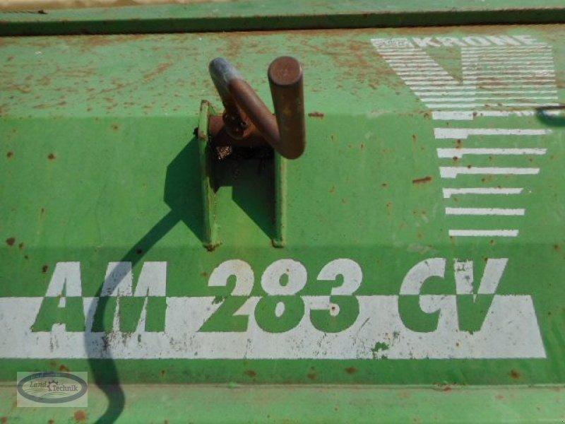 Mähwerk des Typs Krone AM 283 CV, Gebrauchtmaschine in Münzkirchen (Bild 3)
