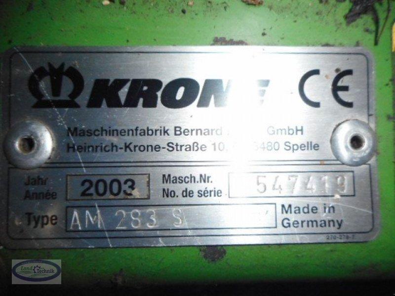 Mähwerk des Typs Krone AM 283 S, Gebrauchtmaschine in Münzkirchen (Bild 8)