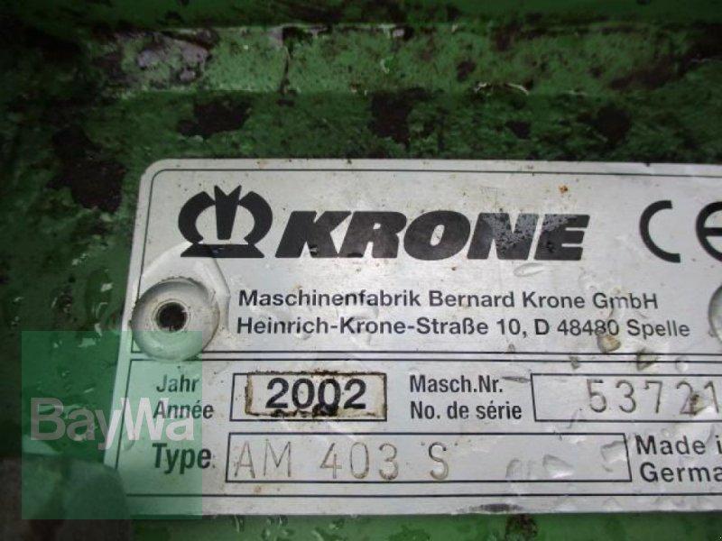 Mähwerk du type Krone AM 403 S, Gebrauchtmaschine en Schönau b.Tuntenhaus (Photo 6)
