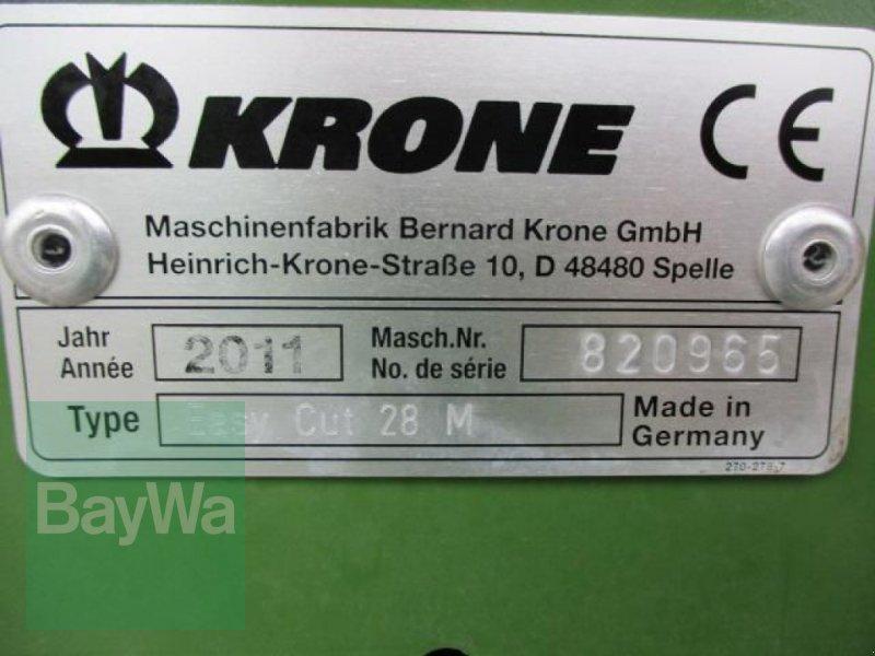 Mähwerk του τύπου Krone EASY CUT 28 M  #302, Gebrauchtmaschine σε Schönau b.Tuntenhausen (Φωτογραφία 5)