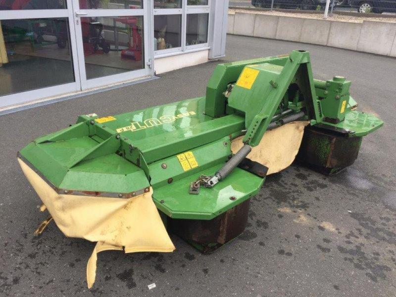 Mähwerk des Typs Krone EASY CUT 28 P, Gebrauchtmaschine in Gefrees (Bild 4)