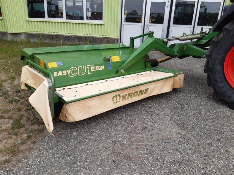 Mähwerk типа Krone Easy CUT 280 CV-Q, Gebrauchtmaschine в Hindelbank (Фотография 2)