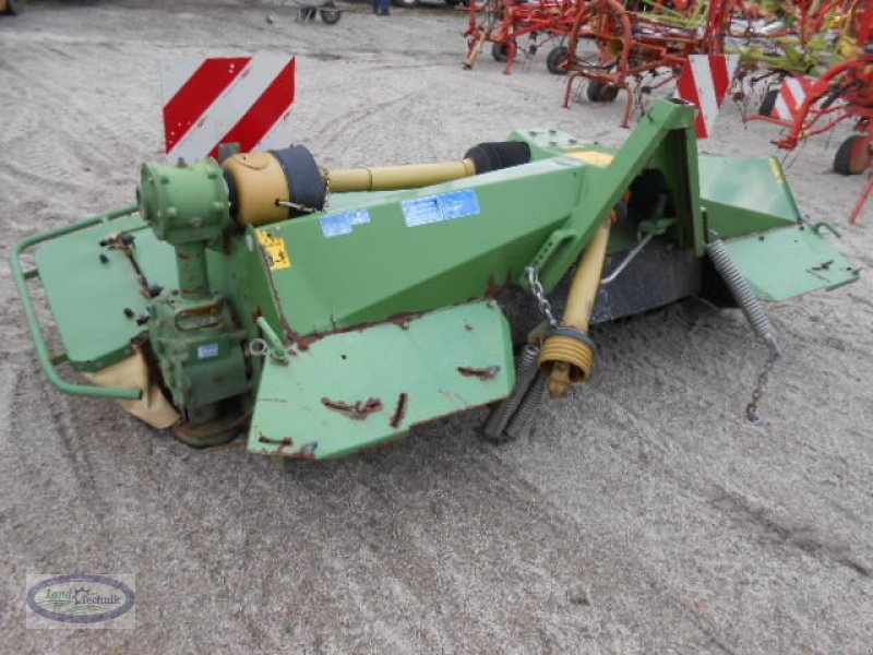 Mähwerk des Typs Krone Easy Cut 32 CV, Gebrauchtmaschine in Münzkirchen (Bild 4)