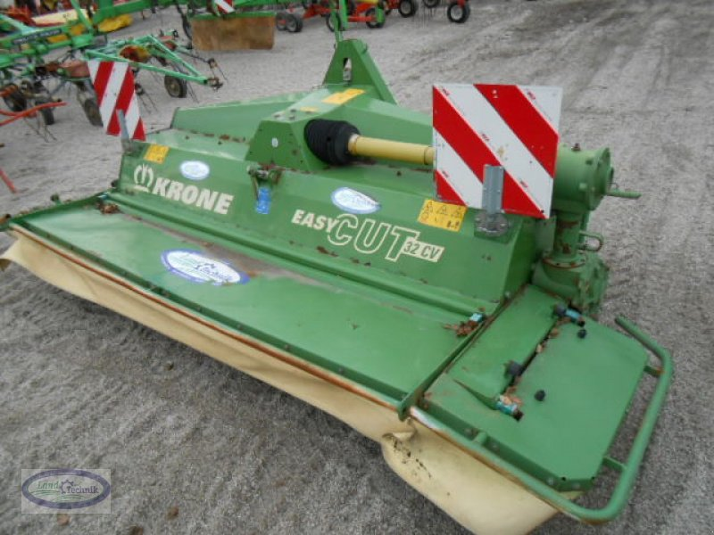 Mähwerk des Typs Krone Easy Cut 32 CV, Gebrauchtmaschine in Münzkirchen (Bild 1)