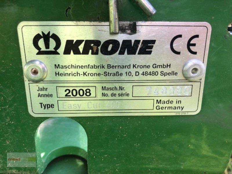 Mähwerk des Typs Krone Easy Cut 400, Gebrauchtmaschine in Tuningen (Bild 5)