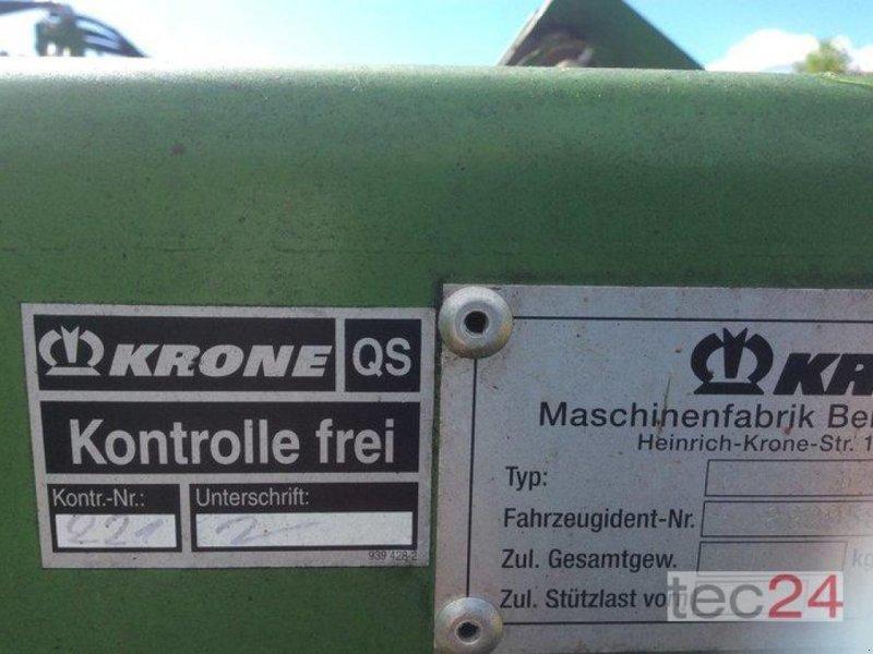 Mähwerk a típus Krone Easy Cut 6210 CV, Gebrauchtmaschine ekkor: Goldberg (Kép 11)