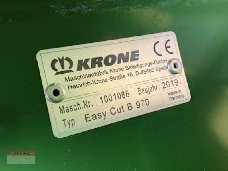 Mähwerk a típus Krone Easy Cut B 970, Gebrauchtmaschine ekkor: Allersberg (Kép 4)