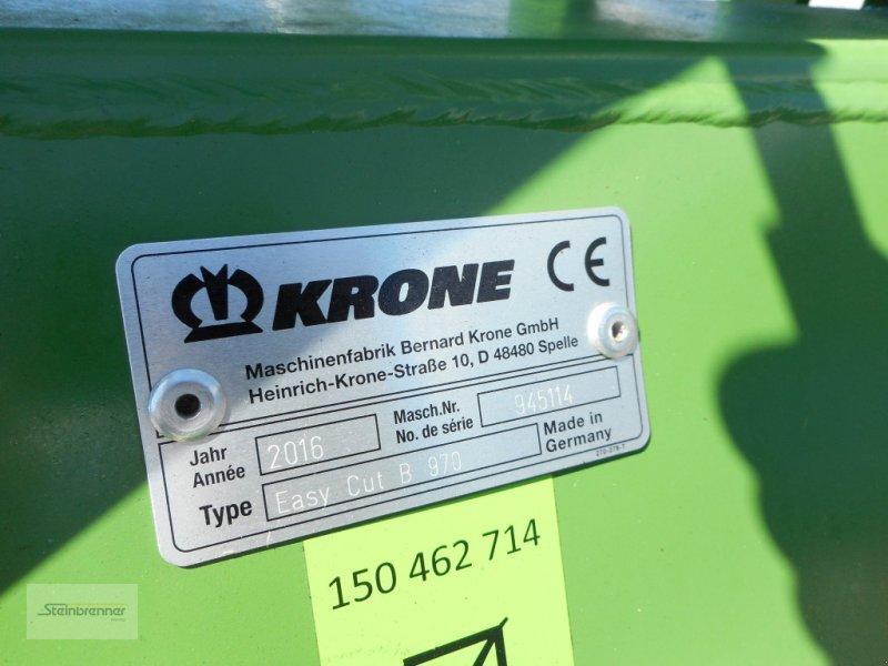 Mähwerk a típus Krone Easy Cut B 970, Gebrauchtmaschine ekkor: Wörnitz (Kép 13)