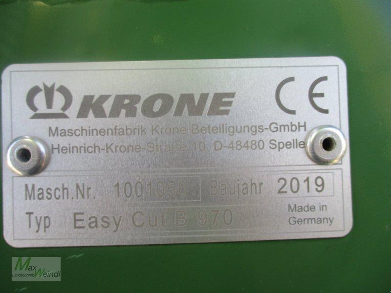 Mähwerk типа Krone Easy Cut B 970, Neumaschine в Markt Schwaben (Фотография 8)