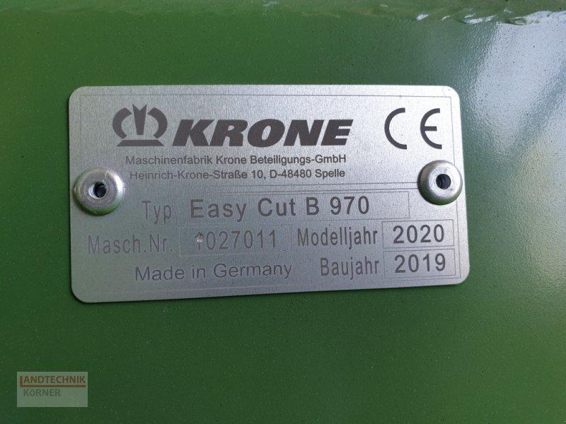 Mähwerk a típus Krone Easy Cut B 970, Neumaschine ekkor: Kirkel-Altstadt (Kép 6)