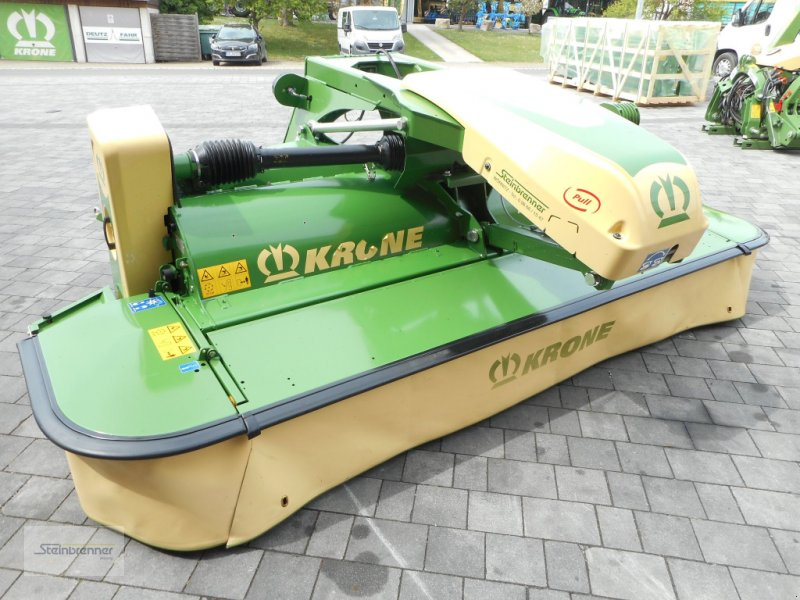Mähwerk des Typs Krone Easy Cut F 320 CV, Gebrauchtmaschine in Wörnitz (Bild 1)