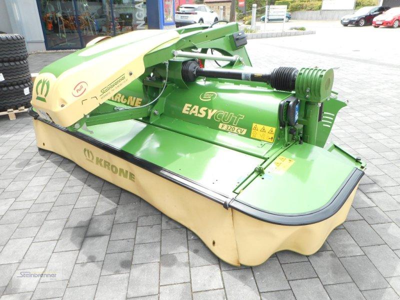 Mähwerk des Typs Krone Easy Cut F 320 CV, Gebrauchtmaschine in Wörnitz (Bild 2)