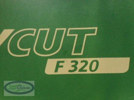 Mähwerk des Typs Krone Easy Cut F 320 PULL, Vorführmaschine in Münzkirchen (Bild 3)