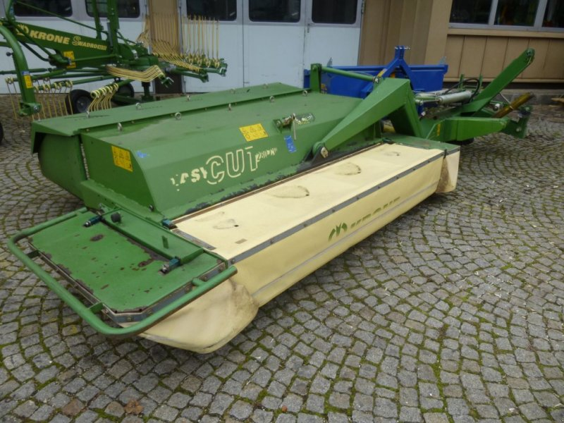 Mähwerk типа Krone EasyCUT 280 CV mit Aufbereiter, Gebrauchtmaschine в Ebensee (Фотография 1)