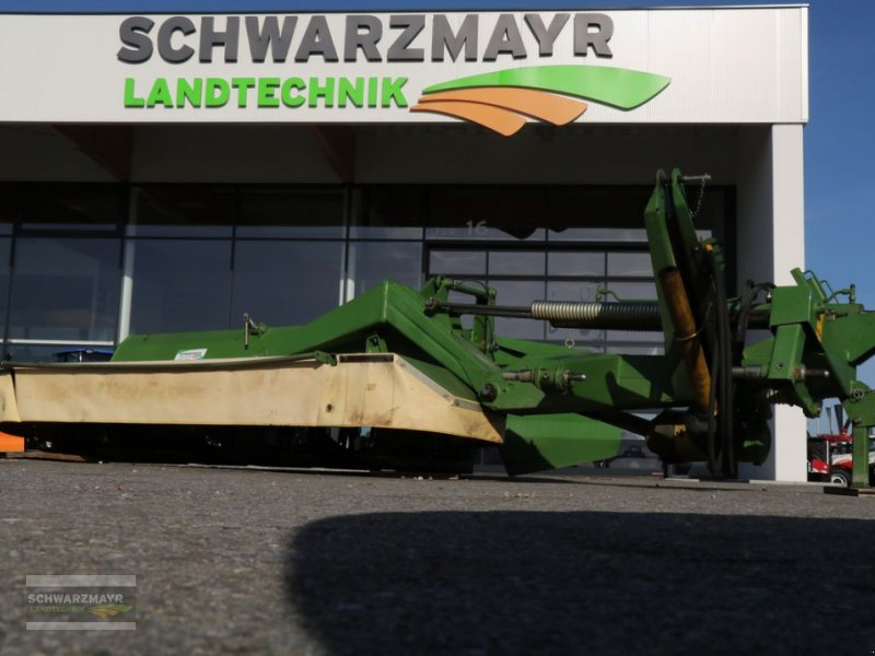 Mähwerk типа Krone EasyCut 280 CV mit V-Zinkenaufbereiter, Gebrauchtmaschine в Gampern (Фотография 1)