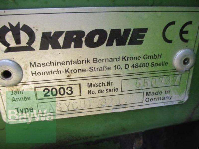 Mähwerk des Typs Krone EASYCUT 320 #352, Gebrauchtmaschine in Schönau b.Tuntenhausen (Bild 5)