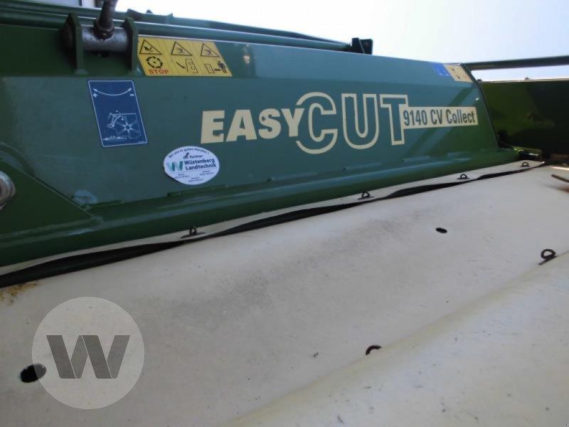 Mähwerk des Typs Krone EASYCUT 9140 CV COLL, Gebrauchtmaschine in Husum (Bild 3)
