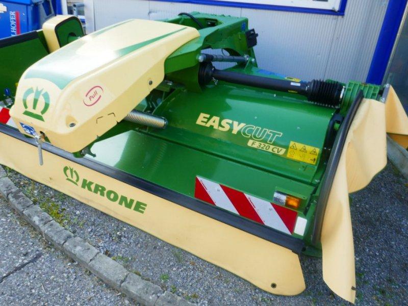 Mähwerk типа Krone EasyCut F 320 CV, Gebrauchtmaschine в Villach (Фотография 1)