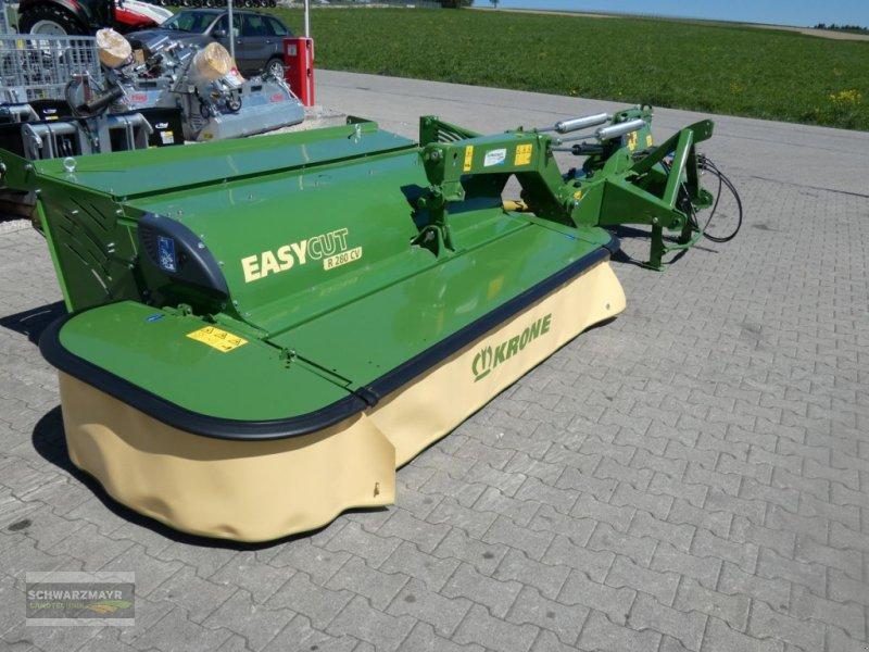 Mähwerk a típus Krone EasyCut R 280 CV, Vorführmaschine ekkor: Aurolzmünster (Kép 3)
