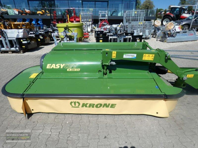 Mähwerk a típus Krone EasyCut R 280 CV, Vorführmaschine ekkor: Aurolzmünster (Kép 7)