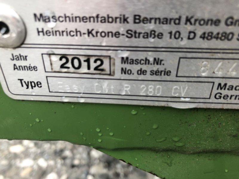 Mähwerk des Typs Krone EasyCut R 280 CV, Gebrauchtmaschine in Villach (Bild 6)