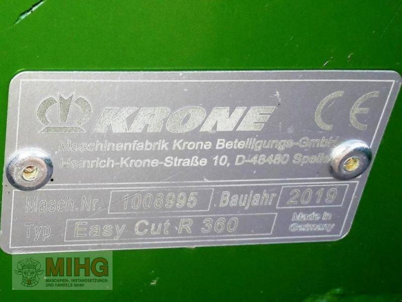 Mähwerk des Typs Krone EASYCUT R360, Neumaschine in Dummerstorf OT Petschow (Bild 3)