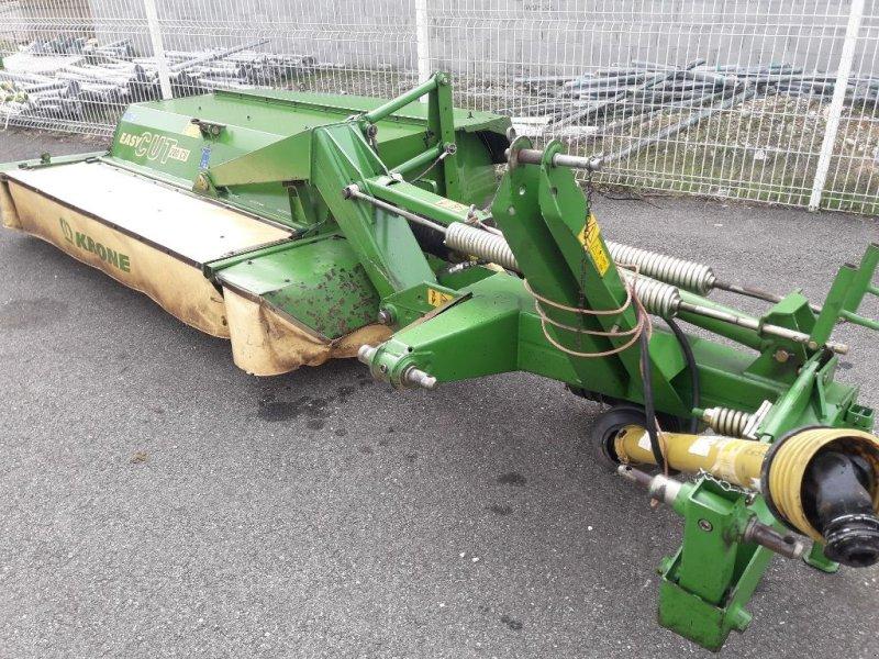 Mähwerk типа Krone EC 280 CV, Gebrauchtmaschine в Roussillon (Фотография 1)