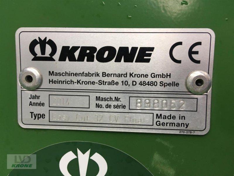 Mähwerk типа Krone EC 9140 + EC 32 CV, Gebrauchtmaschine в Alt-Mölln (Фотография 7)