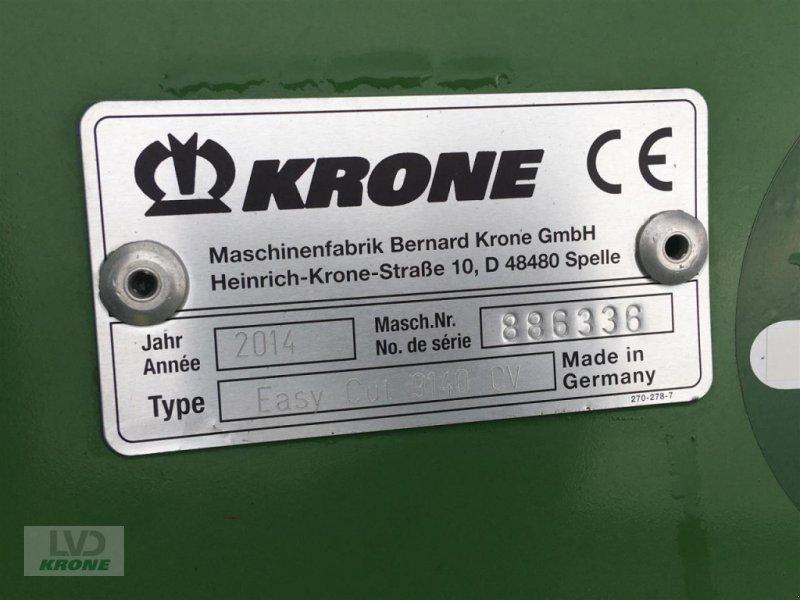 Mähwerk типа Krone EC 9140 + EC 32 CV, Gebrauchtmaschine в Alt-Mölln (Фотография 10)