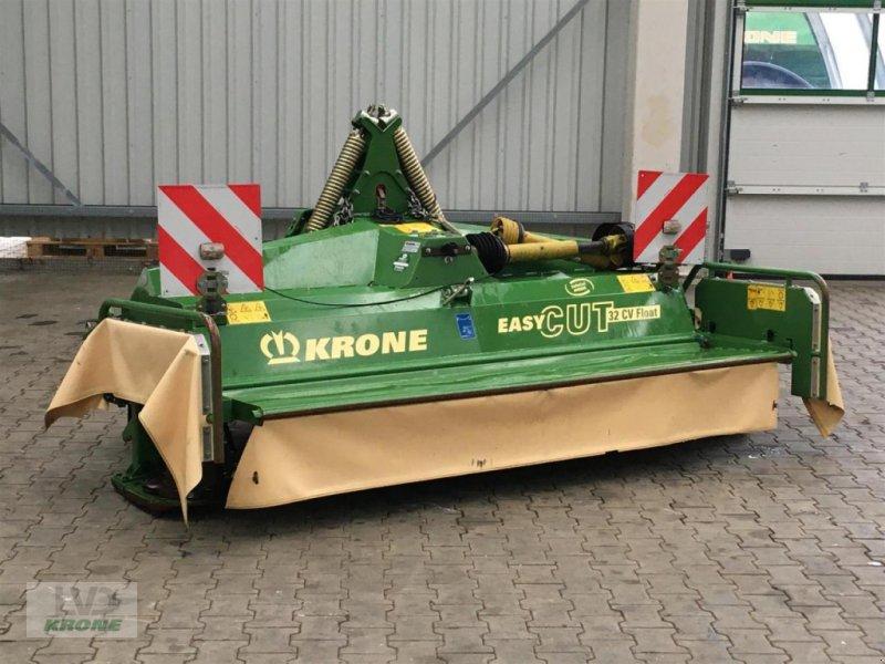 Mähwerk типа Krone EC 9140 + EC 32 CV, Gebrauchtmaschine в Alt-Mölln (Фотография 8)