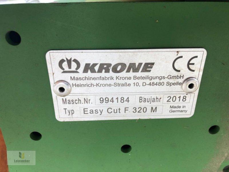 Mähwerk des Typs Krone EC F 320 M, Gebrauchtmaschine in Neuhof - Dorfborn (Bild 6)