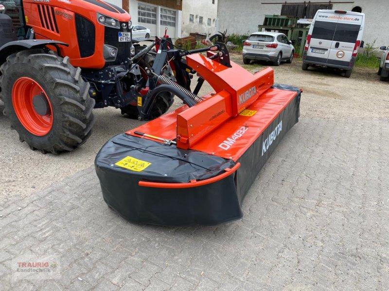 Mähwerk des Typs Kubota DM 4032KSW (Kverneland) sofort Verfügbar!, Neumaschine in Mainburg/Wambach (Bild 1)