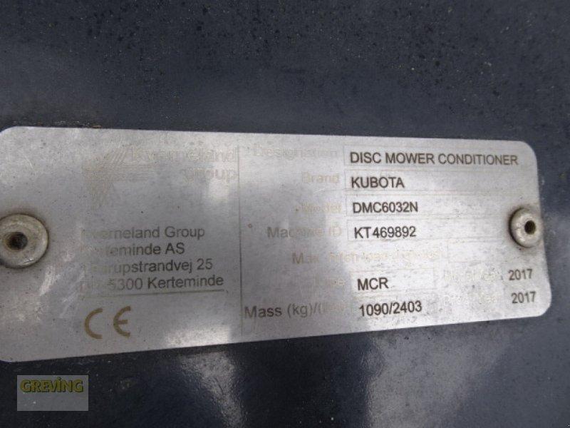 Mähwerk des Typs Kubota DMC 6032 N, Gebrauchtmaschine in Greven (Bild 15)