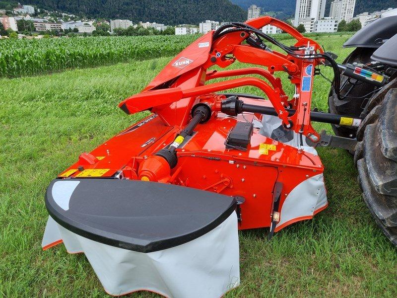 Mähwerk типа Kuhn FC 3525 RF-FF Front-Scheibenmäher, Ausstellungsmaschine в Chur (Фотография 1)
