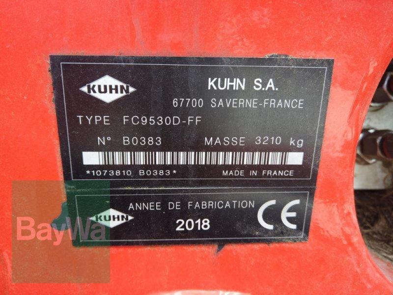 Mähwerk des Typs Kuhn FC 9530 D-FF, Gebrauchtmaschine in Manching (Bild 20)
