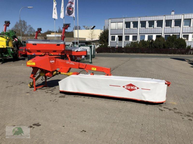 Mähwerk des Typs Kuhn Giromäher, Gebrauchtmaschine in Münchberg (Bild 1)