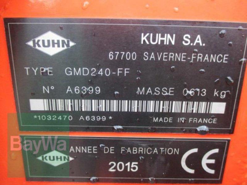 Mähwerk des Typs Kuhn GMD 240  #256, Gebrauchtmaschine in Schönau b.Tuntenhausen (Bild 7)