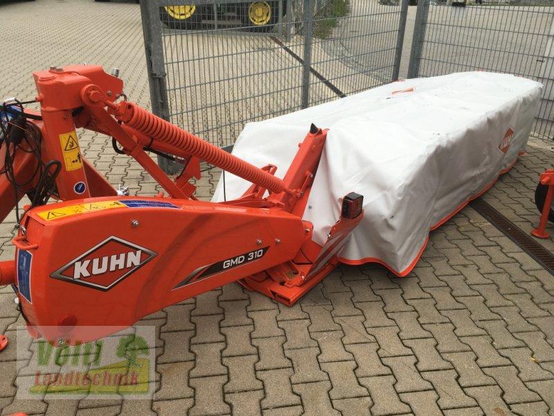 Mähwerk типа Kuhn GMD 310, Neumaschine в Hutthurm bei Passau (Фотография 1)
