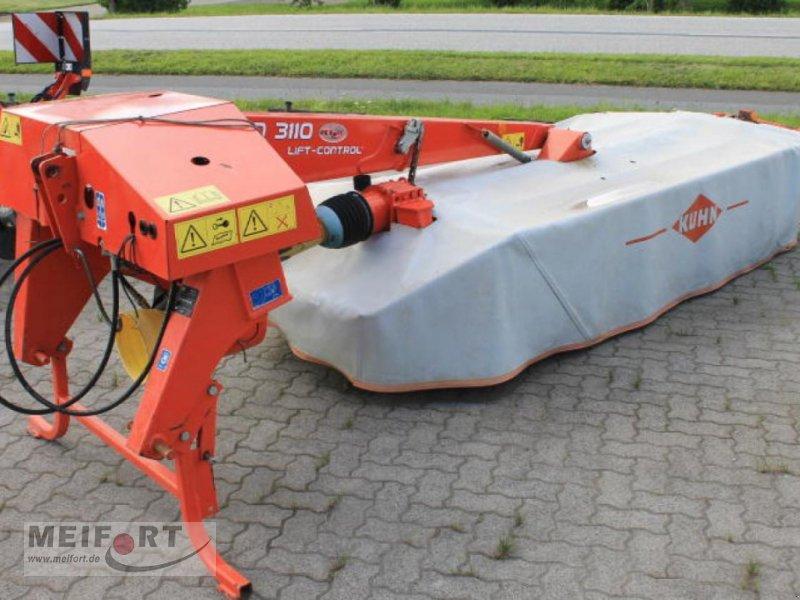 Mähwerk типа Kuhn GMD 3110-FF, Gebrauchtmaschine в Wöhrden (Фотография 1)