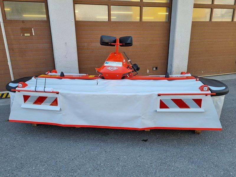 Mähwerk типа Kuhn GMD 3121F-FF 1000 Front-Scheibenmäher, Neumaschine в Chur (Фотография 1)
