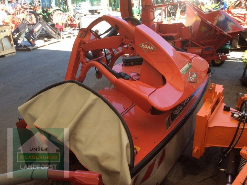 Mähwerk des Typs Kuhn GMD 3125F, Vorführmaschine in Murau (Bild 1)
