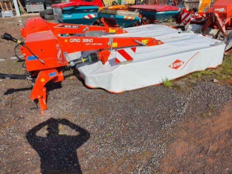 Mähwerk des Typs Kuhn GMD 3510 FF, Gebrauchtmaschine in MARLENHEIM (Bild 1)