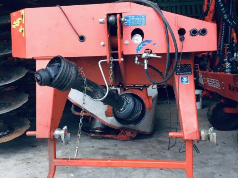 Mähwerk типа Kuhn GMD 3510 FF, Gebrauchtmaschine в Guggenhausen (Фотография 1)