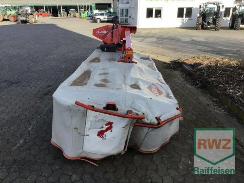 Mähwerk типа Kuhn GMD 4010 FF Lift Control, Gebrauchtmaschine в Kruft (Фотография 13)