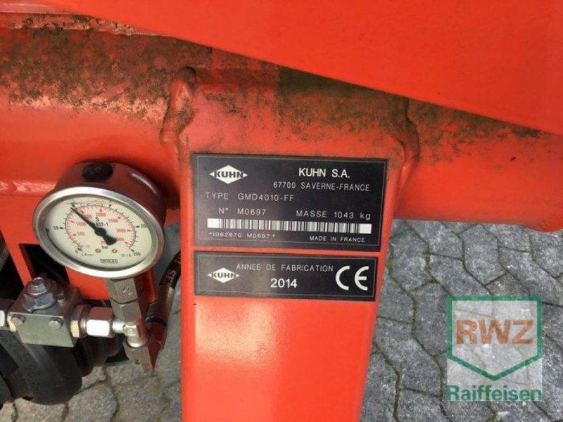 Mähwerk типа Kuhn GMD 4010 FF Lift Control, Gebrauchtmaschine в Kruft (Фотография 8)