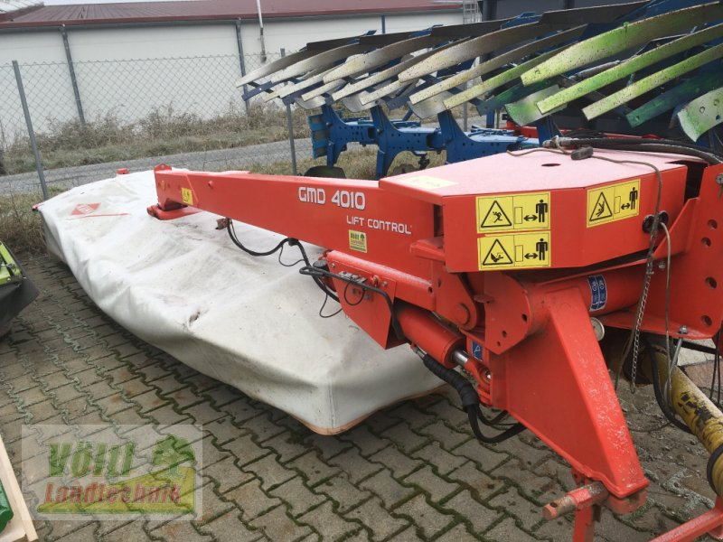 Mähwerk типа Kuhn GMD 4010 FF - Lift Control, Gebrauchtmaschine в Hutthurm bei Passau (Фотография 1)