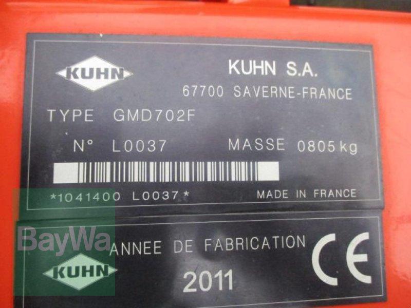 Mähwerk des Typs Kuhn GMD 702F  #299, Gebrauchtmaschine in Schönau b.Tuntenhausen (Bild 9)