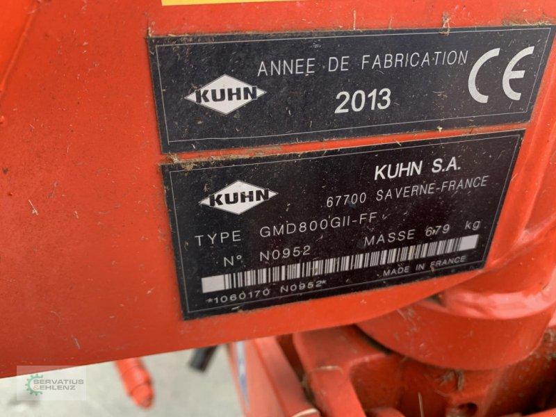 Mähwerk des Typs Kuhn GMD 800 GII - FF, Gebrauchtmaschine in Rittersdorf (Bild 7)