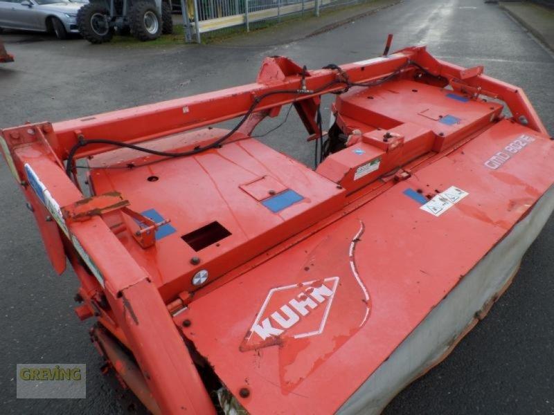 Mähwerk des Typs Kuhn GMD 802 F Frontmähwerk, Gebrauchtmaschine in Werne (Bild 1)