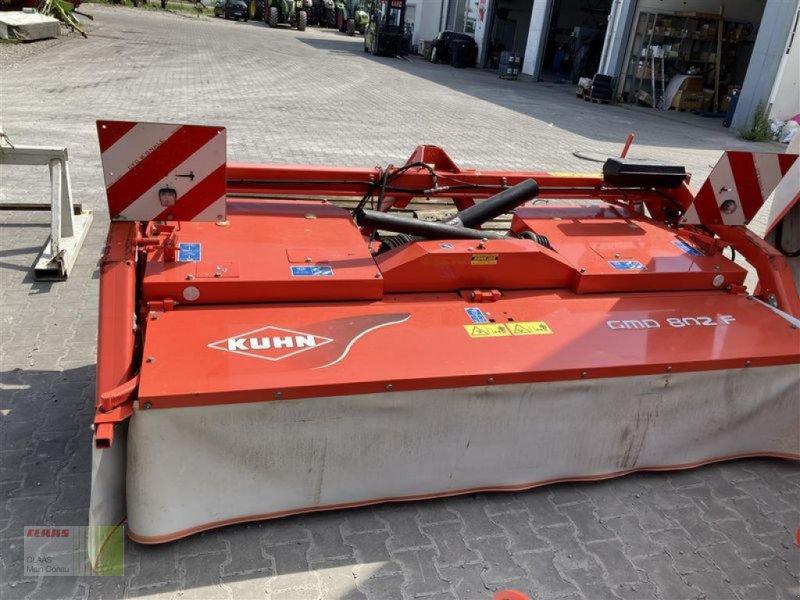Mähwerk типа Kuhn GMD 802 F, Gebrauchtmaschine в Aurach (Фотография 1)